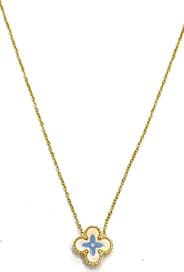 Leann Pendant Necklace