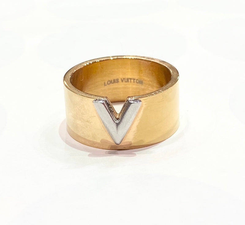 Lotus Ring Rose Gold
