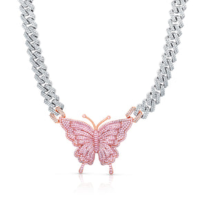 Stunner Butterfly Necklace