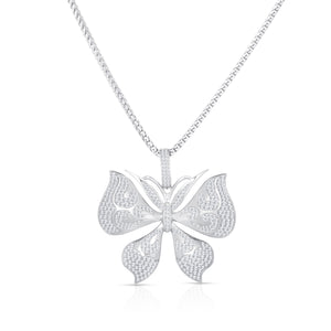 Stephanie Butterfly Necklace