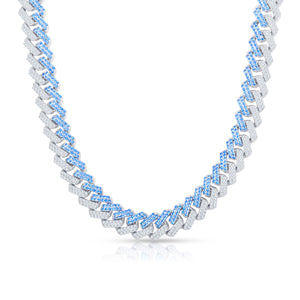 BLUE DETAIL CURB CZ CHAIN