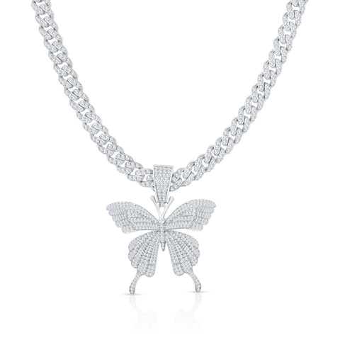 Mariposa Curb Necklace