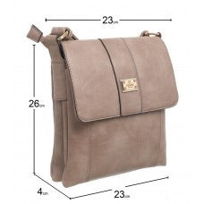 Cross Over Body Bag - Bessie of London Design - Comes In 3 Colour Options