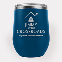 Jimmy's Wine Tumbler