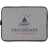 Jimmy at the Crossroads 15-Inch Laptop Bag