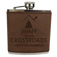 Jimmy's Private Flask