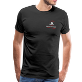 "Men's ""Sengenberger: All E's, All the Time!"" Premium T-Shirt - black"
