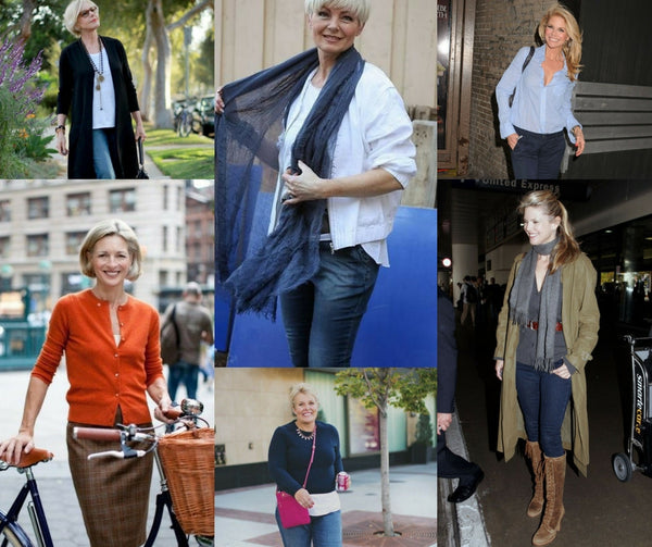 10 essential wardrobe pieces every woman over 40 should own