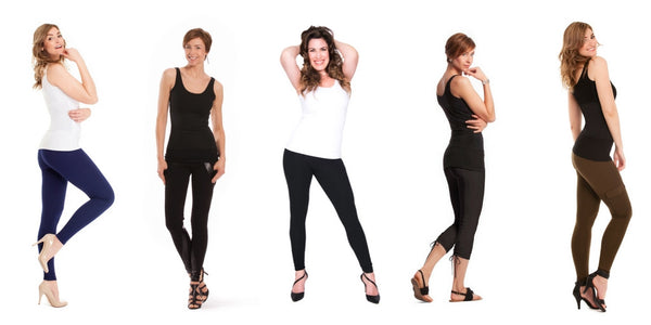 The Svelte Guide to Leggings