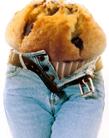 Muffin tops decoded: how you end up with love handles