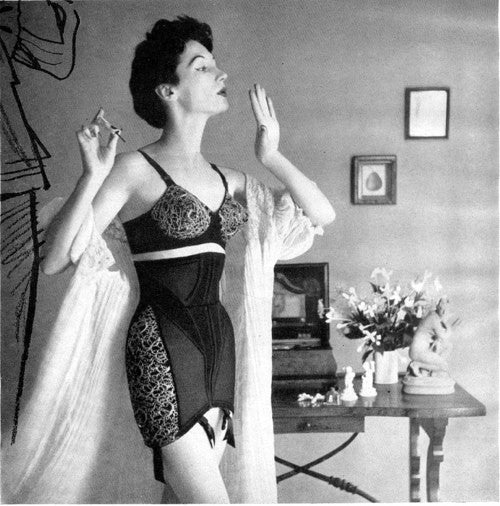 Modern day shapewear vs. vintage shapewear. Which is better?