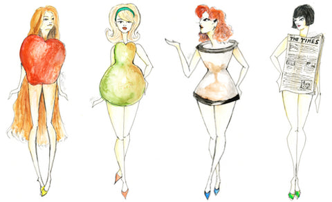 How to find the best shapewear for your body type?