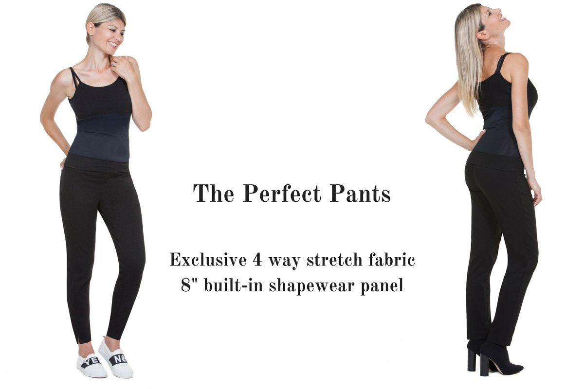 Clothing with<br/>built-in shapewear