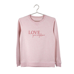 Pullover 'Love Your Pullover'