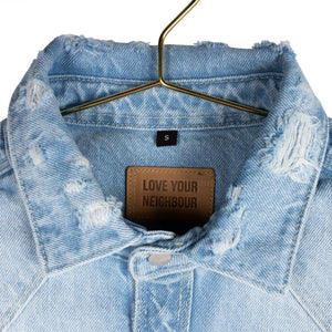 Denim Shirt 'Used look'