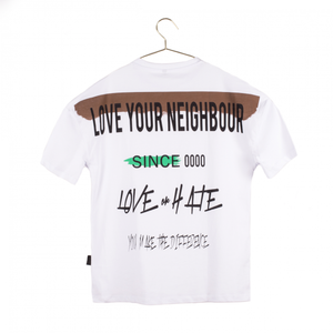 T-Shirt 'Love or Hate'