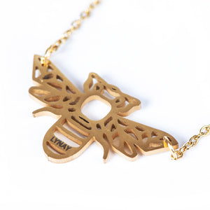 Necklace 'Bee'