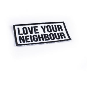 Patch 'Love Your Neighbour'