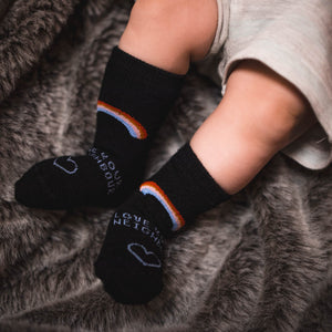 Baby Socks 'Rainbow'
