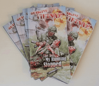 Deadline Vietnam - Tim Lee Gospel Tracts 100ct.