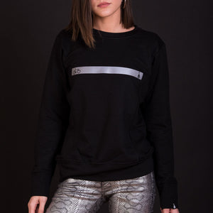 """Street Lights"" bike sweatshirt"