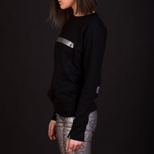 "Load image into Gallery viewer, ""Street Lights"" bike sweatshirt"