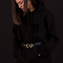 "Load image into Gallery viewer, ""Hanonrack"" girls hoodie"