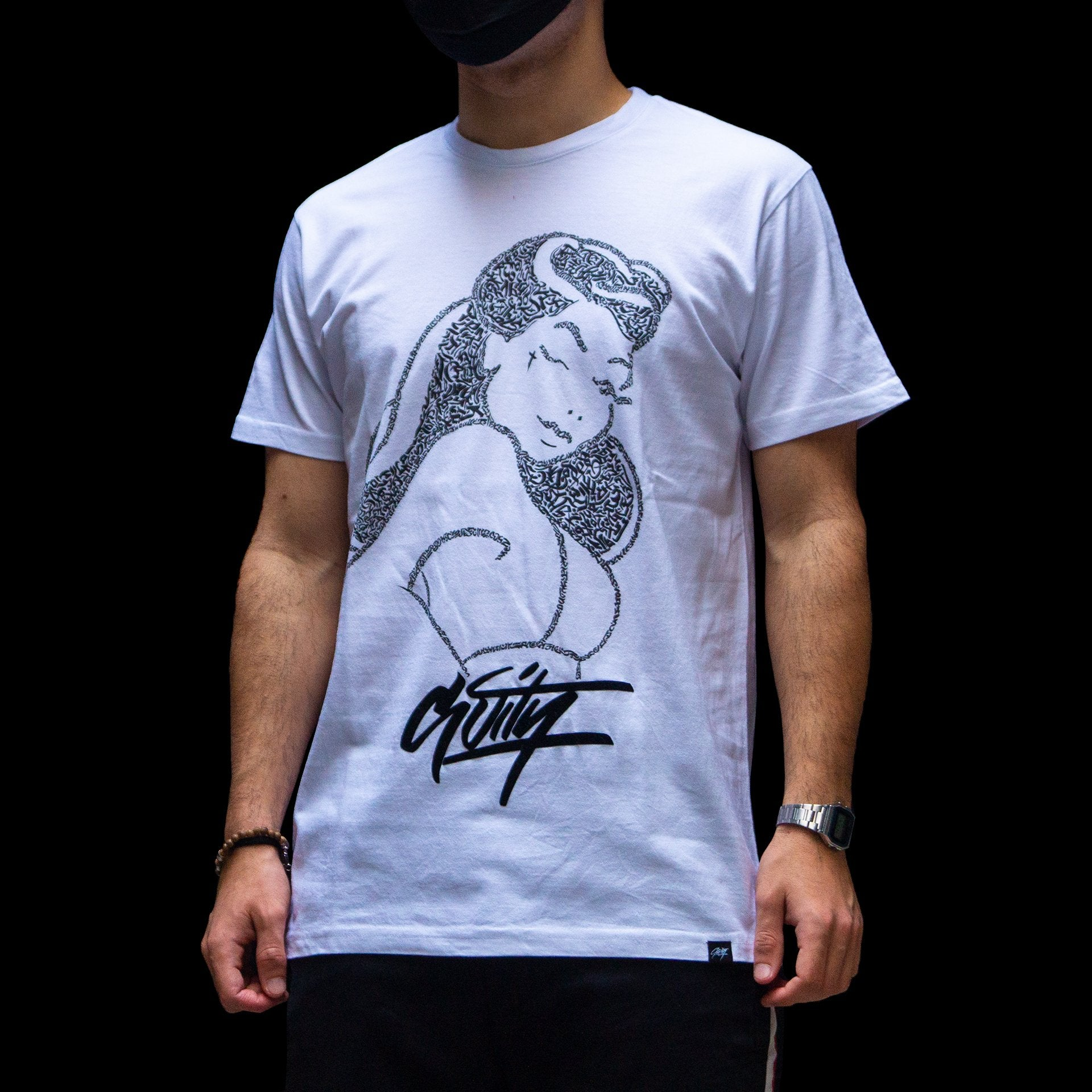 Pin-Up Tee - Guity