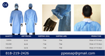SMS Surgical Gowns - Level 2