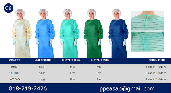 PP Gowns - Level 1