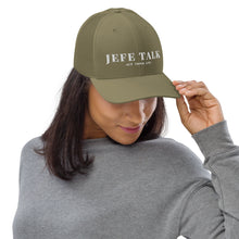 Load image into Gallery viewer, JefeTalk Trucker Cap