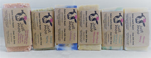 Just Moo Aloe Vera and Cucumber Cows Milk Soap