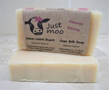 Load image into Gallery viewer, Just Moo Natural Cows Milk Soap