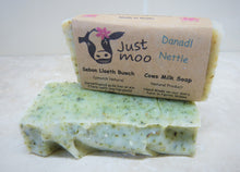 Load image into Gallery viewer, Nettle Just Moo Cows Milk Soap