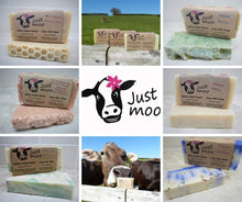 Load image into Gallery viewer, Guest Soaps - 10 Mini Just Moo