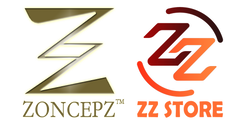 ZZ Store and Zoncepz. Your trusted Online Store as one. Shop with confidence