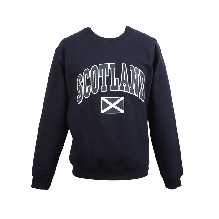 (D) Scotland Harvard Print Sweatshirt (36)