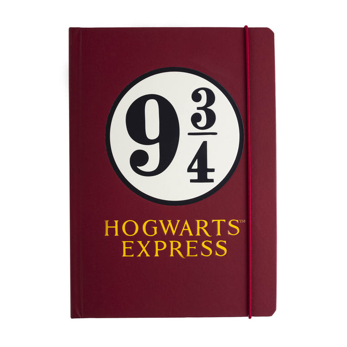 Harry Potter - Notebook A5 Platform 9 3/4