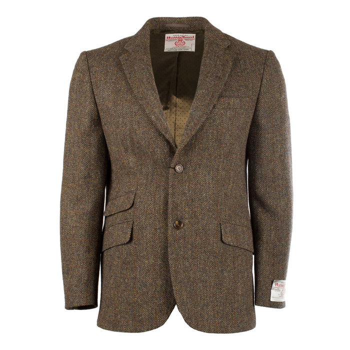 Harris Tweed Gents Wool Jacket - Harris