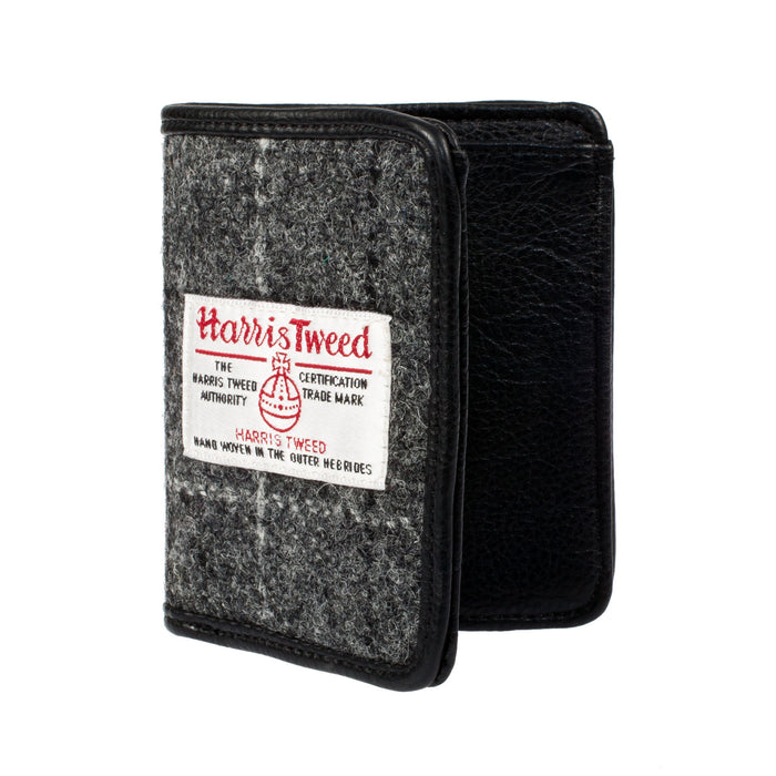 Harris Tweed Credit Card Holder - Lewis