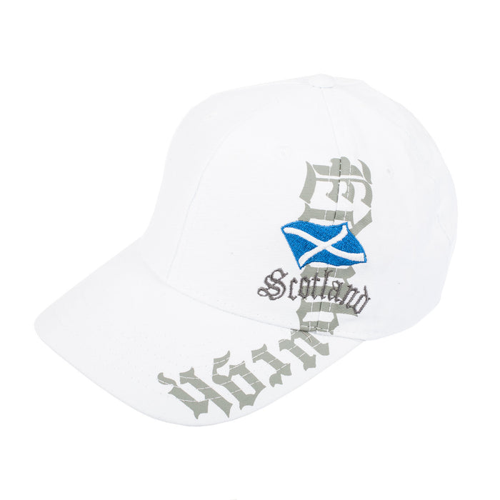 Edinburgh Vertical Baseball Cap