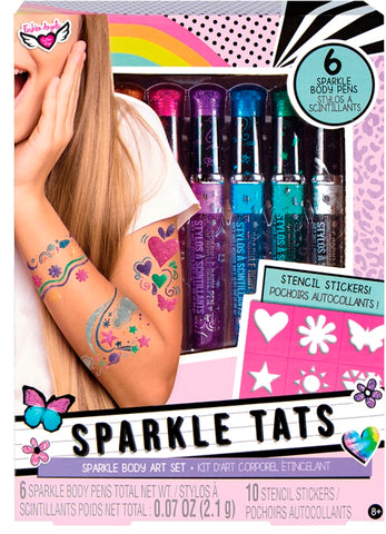Fashion Angels Sparkle Tats