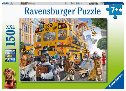 Ravensburger Puzzle 150PC Pet School Pals