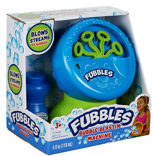Fubbles Bubble Blastin' Machine