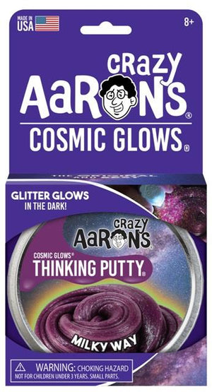 Aaron's Thinking Putty World Cosmic Glow - Milky Way