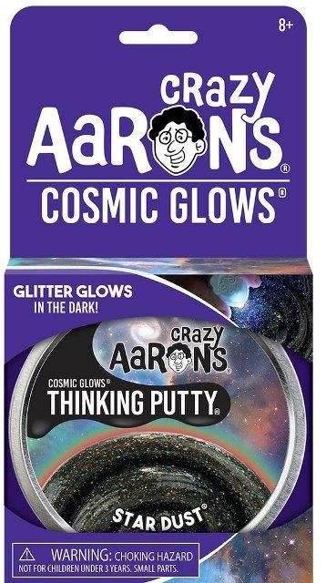 Aaron's Thinking Putty World Cosmic Glow - Star Dust