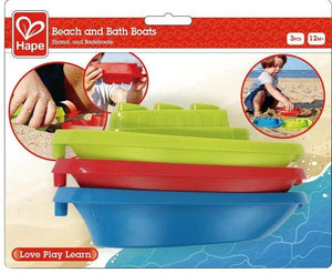 Hape Beach & Bath Boats