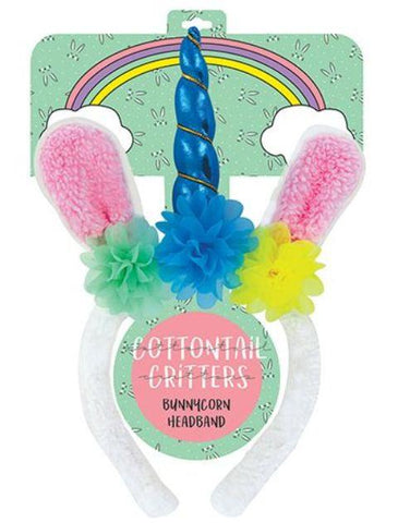 Cottontail Critters Bunnycorn Headband
