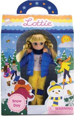 Lottie Dolls - Snow Day