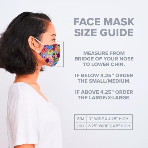 GreenBox Art Face Mask Large/XLarge - In This Moment